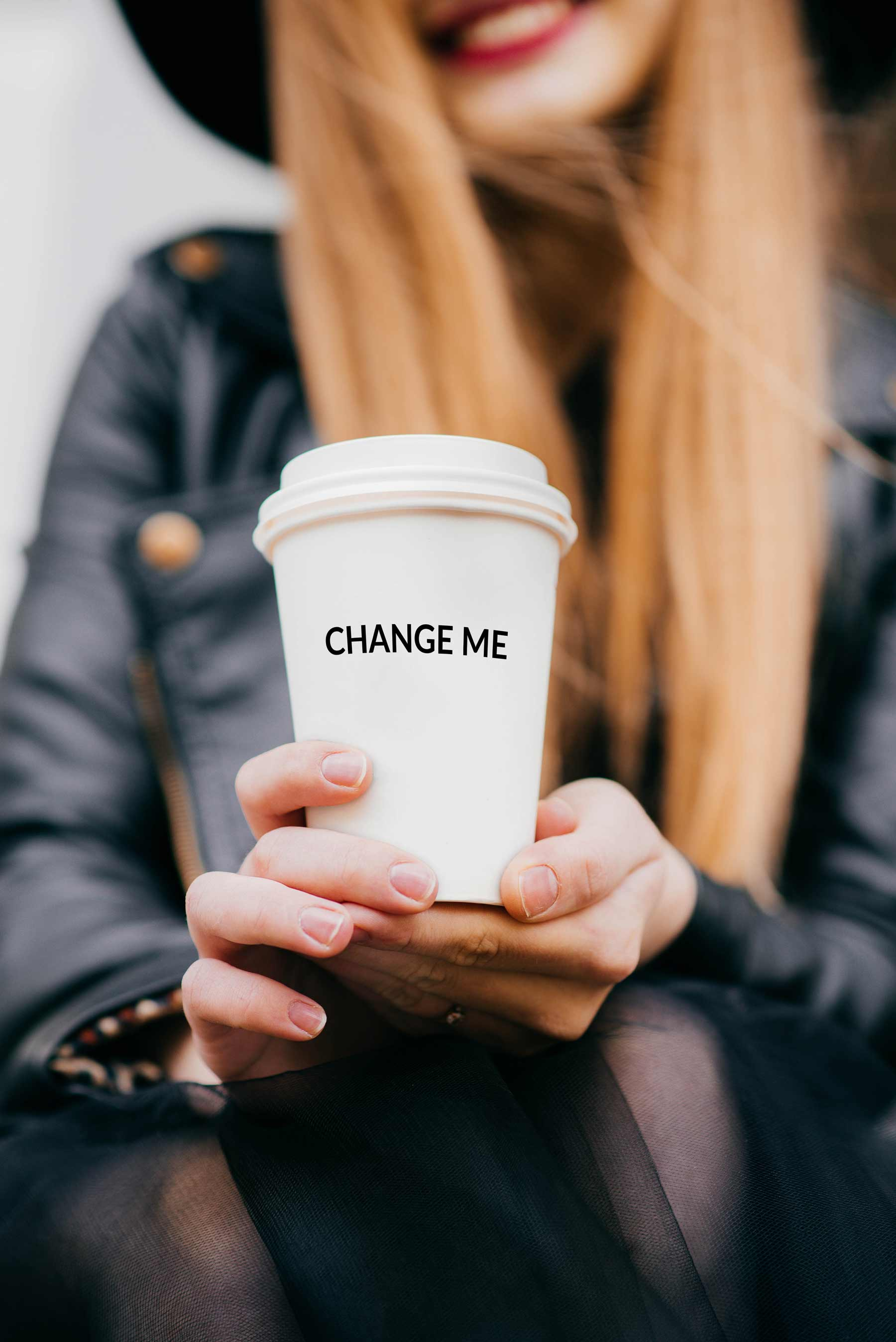 FREE Coffee cup PSD