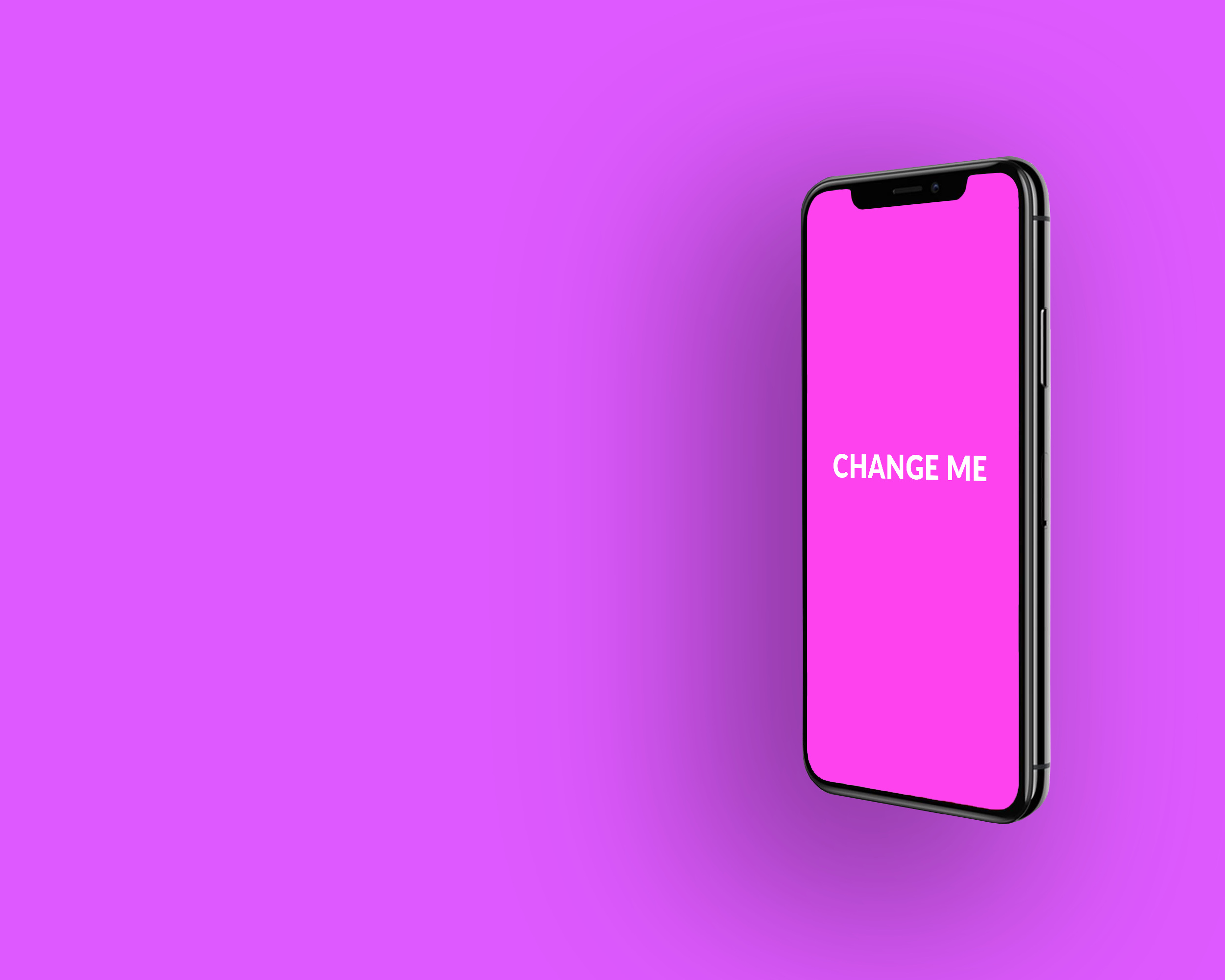 2018 iPhone Mockup
