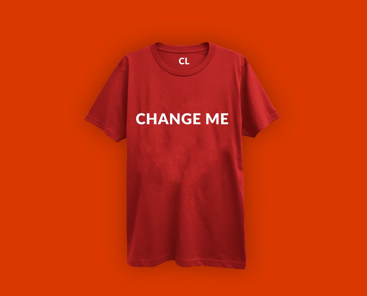Baggy T-shirt FREE PSD Mockup