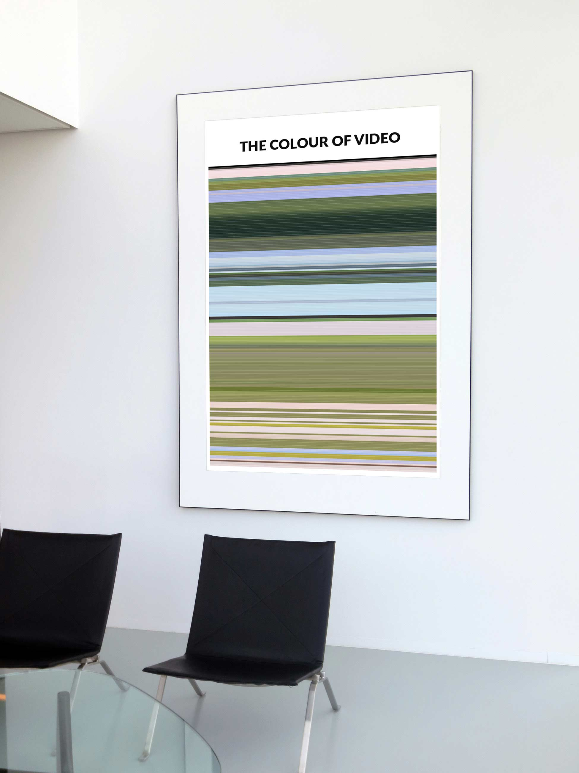 The Colours Of Motion – Video Edition